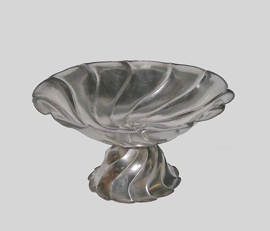 Patera srebrna, Theodore Müller, Weimar, 1 ćw. XX wieku