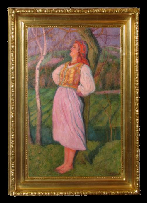 Krasnowolski Józef (1879-1939), W letnim słońcu