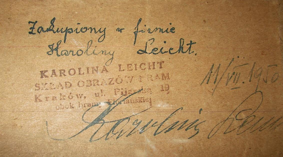Karpiński Alfons (1875-1961),  Róże i michałki