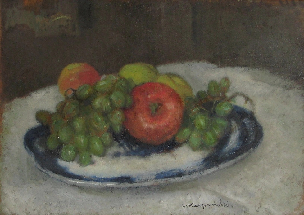 Karpiński Alfons (1875-1961), Martwa natura