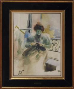 Fałat Julian (1853  - 1929), Robótki ręczne