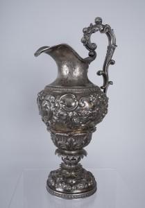 Dzban srebrny, Europa Zachodnia, 1 poł. XIX w. ,