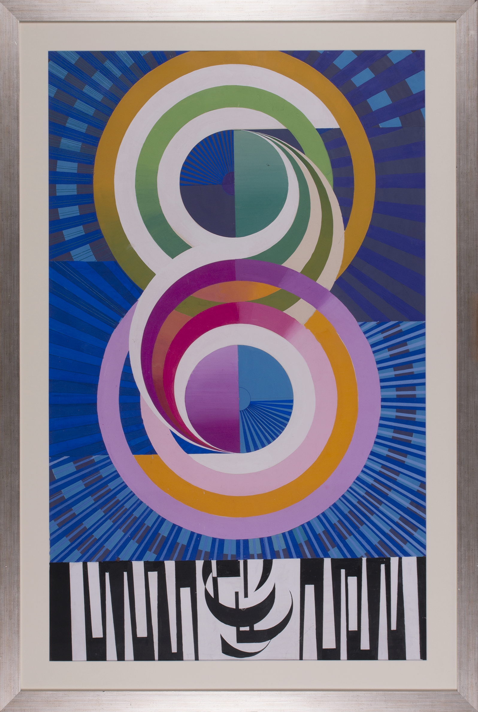 Gronowski Tadeusz (1894-1990),   Perpetuum, 1969