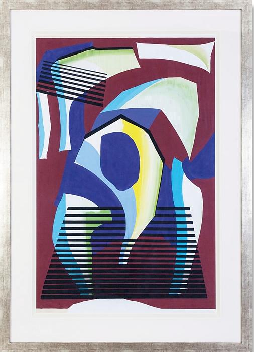 Gronowski Tadeusz (1894-1990),  Kompozycja 7, 1969