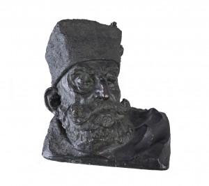 Marczewski Leonard (1868-1933), Popiersie Stefana Batorego, 1922