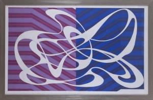 Gronowski Tadeusz (1894-1990),   Labirynt, 1971