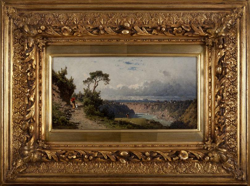 Wycena, skup i sprzedaż obrazów - przykładowy obraz