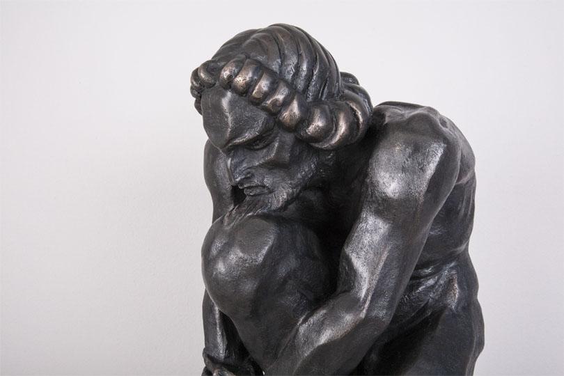 Wycena, skup i sprzedaż obrazów - przykładowa rzeźba