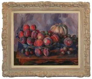 Zwadowski Jan Wacław, Zawado (1891-1982), Martwa natura z owocami