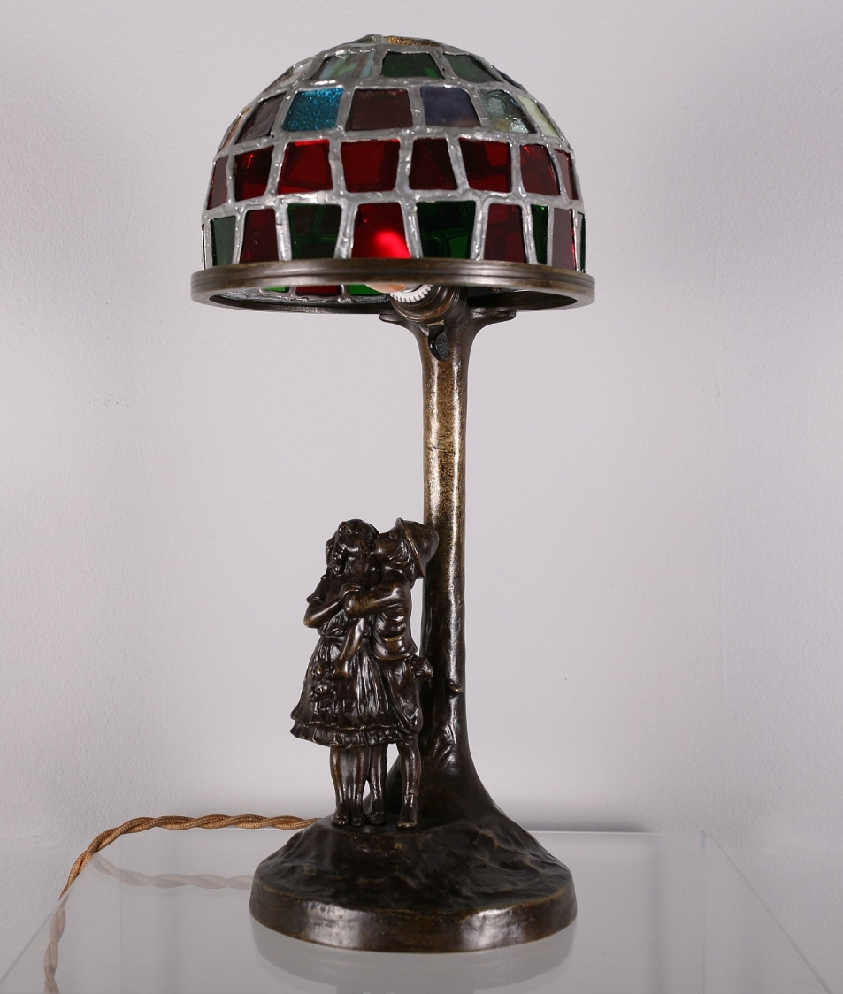 LAMPA ELEKTRYCZNA, Tereszczuk Peter (1875 -1963)