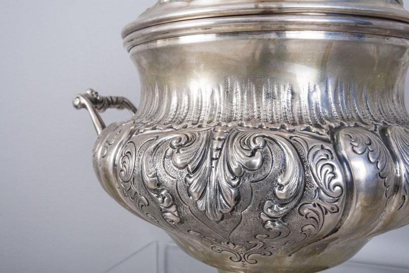 Skup srebra w Galerii Rafał w Warszawie - przykładowy srebrny produkt