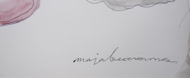 BEREZOWSKA MAJA (1897 - 1978), ADAM I MARYLA