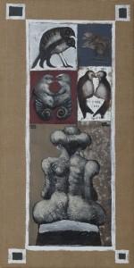 Lebenstein Jan (1930-1999), Bez tytułu, 1969