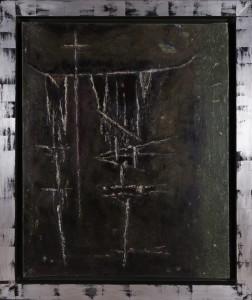 ZIEMSKI Rajmund (1930 - 2005) Pejzaż 8/61, 1961