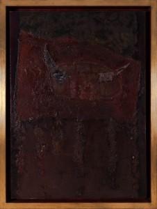 Kobzdej Aleksander (1920-1972), Bez tytułu, 1961