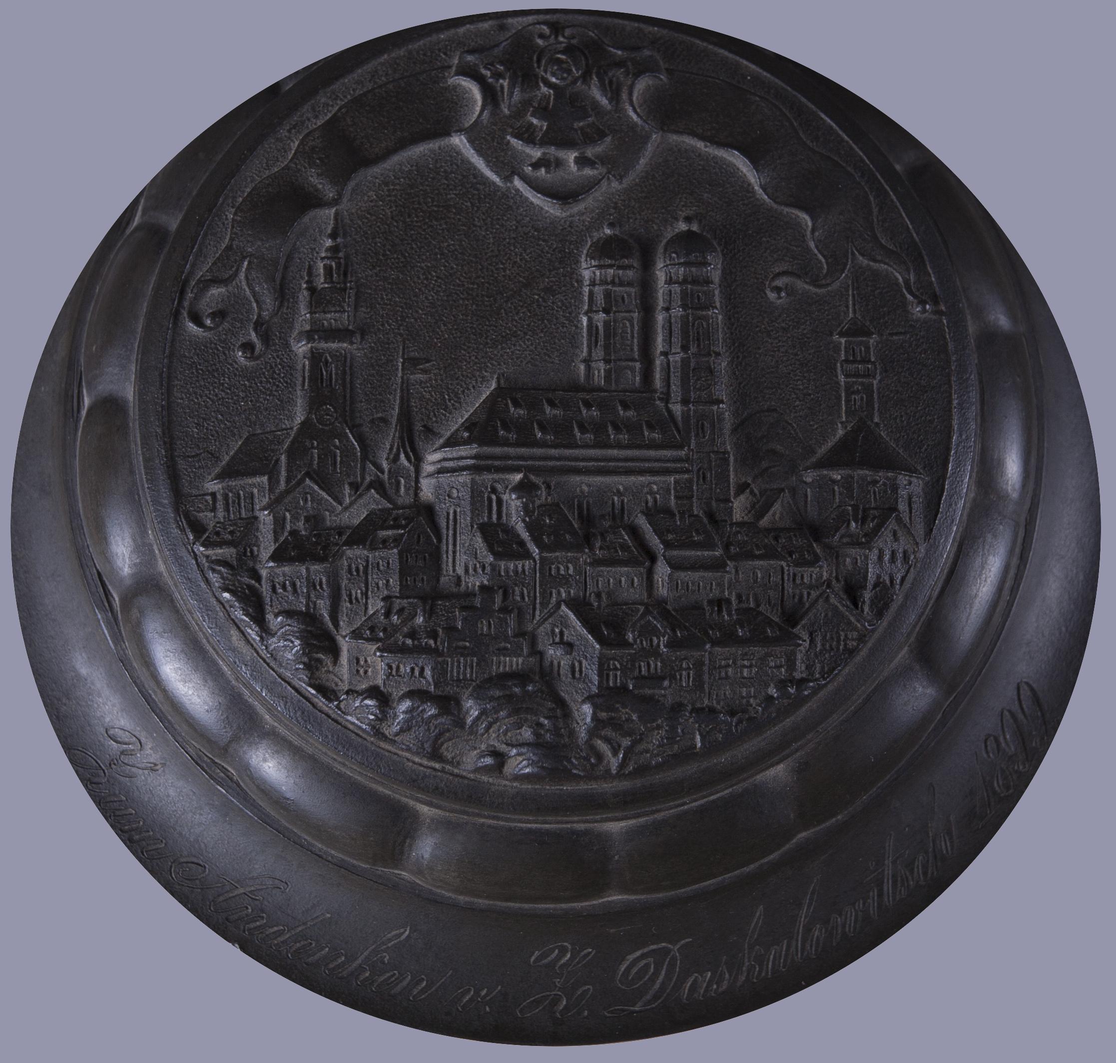 KUFEL VILLEROY & BOCH METTLACH, 1897