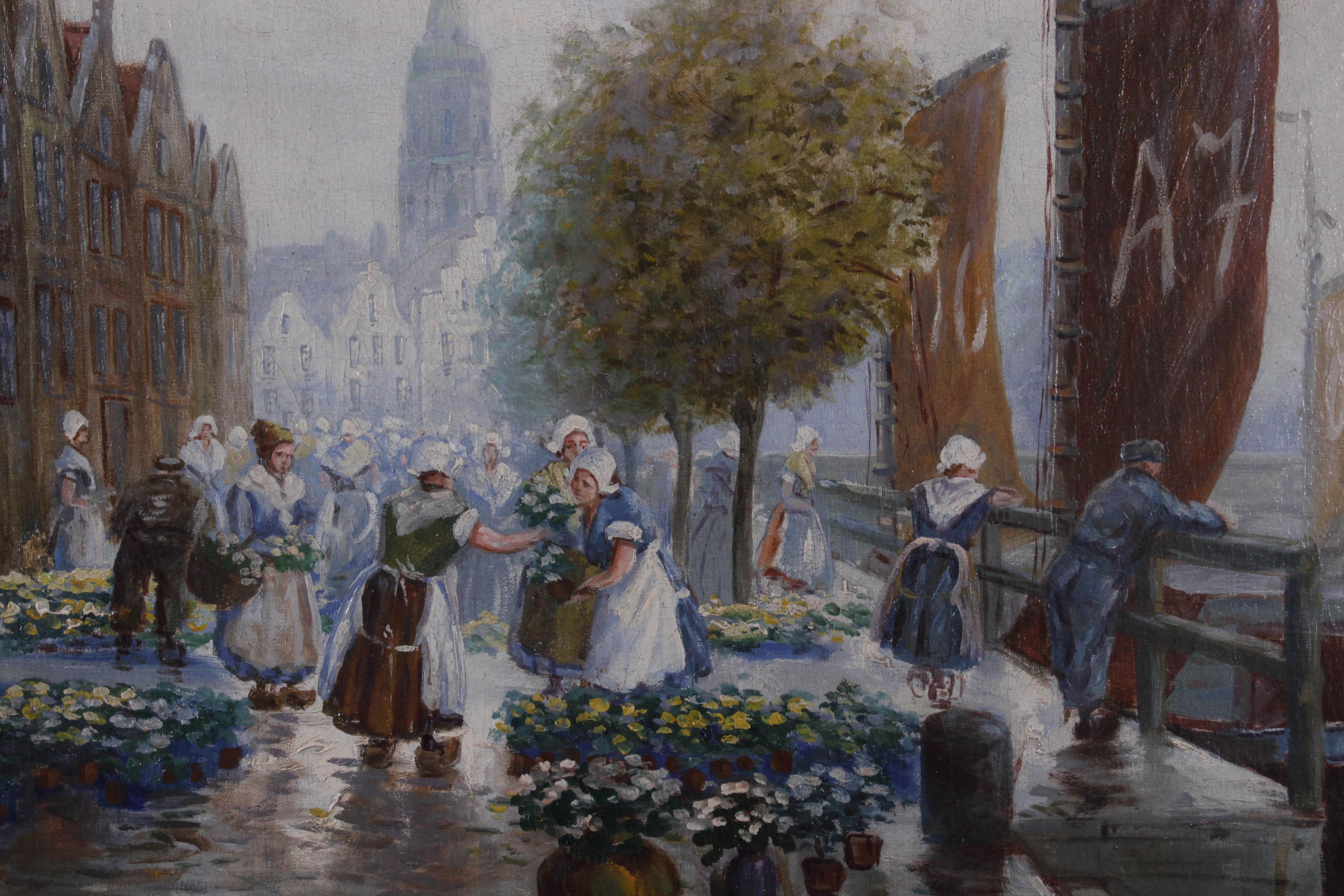S. HOUSERMANN, Kwiaciarki