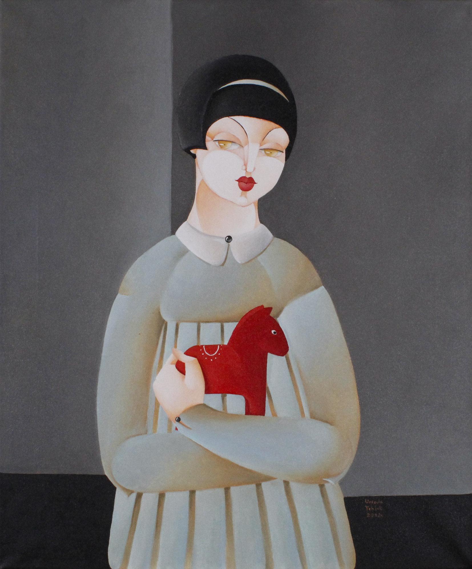 TEKIELI Urszula (ur. 1979) REMINISENCJA , 2012