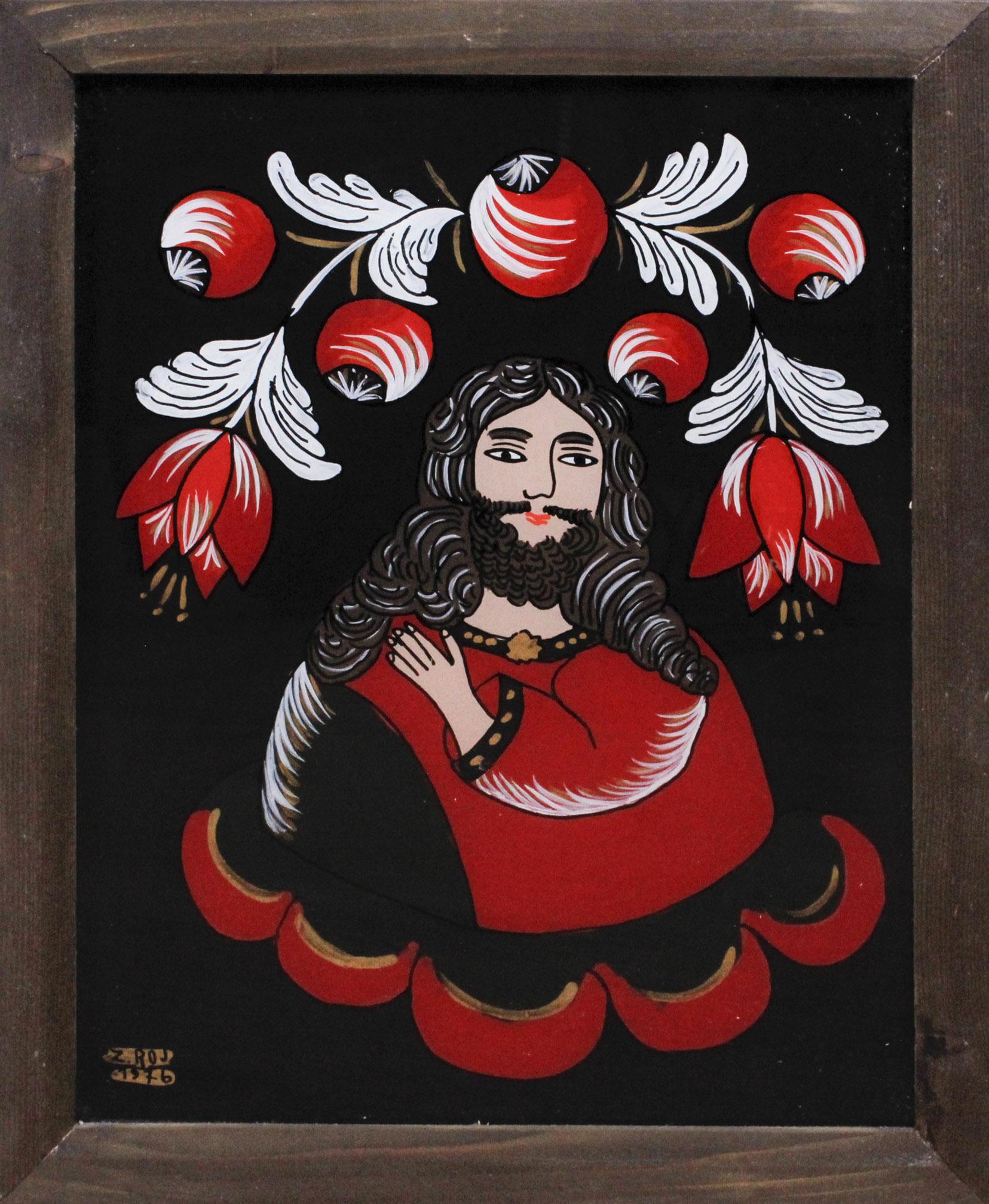 ROJ-GĄSIENICA Zofia, JEZUS CHRYSTUS