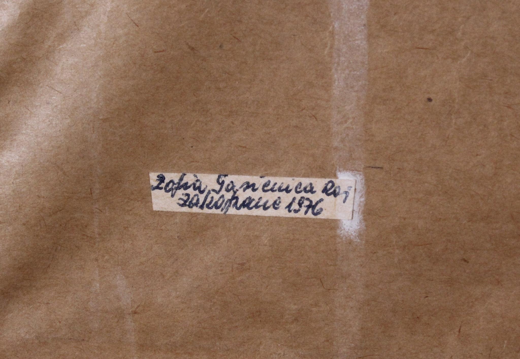 ROJ-GĄSIENICA Zofia TANIEC GÓRALSKI , 1976