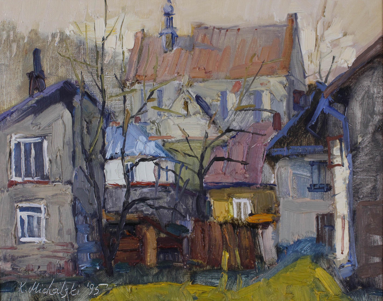 MICHALSKI Krzysztof PEJZAŻ , 1995
